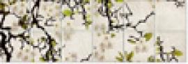 JASBA-SENJA Cherry flower natural white 60*20