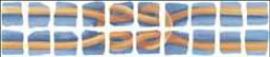 WATERWORLD AZZURRO LIST 20x4