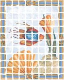 WATERWORLD AZZURRO A 20x25