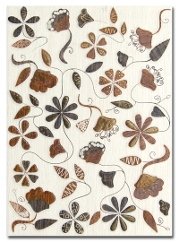 DURANGO DECOR FLOWERY 30*41.6