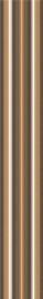Listelo Righe Primavera 5,8x40