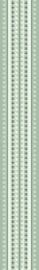 Listelo Righe Azalea 5,8x40