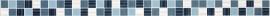 Listelo Coctail Azul, 70*3.8