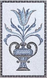 Decor Reale Azul 25x40