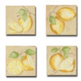 JASBA-TERRANO Limone 10*10 (4шт. упак.)