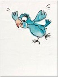 BONGOBONGO! decor попугай 25x33
