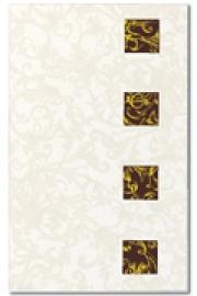 Декорированный элемент Авеню 0011 25*40 золото