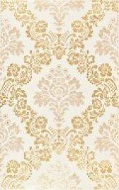 Декорированный Массив Палаццо 0011 золото 25*40
