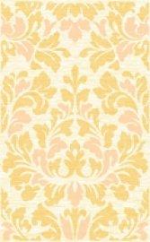 Декор Ницца желт. 400х250х8