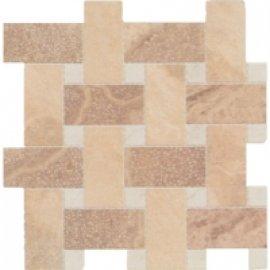 Pietra Luna Intreccio Mosaico