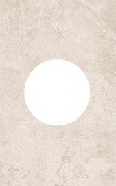 Ventana Boton Majectic White 25*40